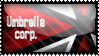 Umbrella corp. III RE stamp by DeviantSith