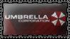 Umbrella corp. II RE stamp by DeviantSith