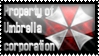 Umbrella prop. RE stamp by DeviantSith