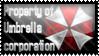 Umbrella prop. RE stamp by DeviantSith