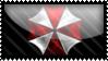 Umbrella RE stamp by DeviantSith