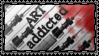 Art Addicted stamp by DeviantSith