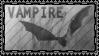 Vampire V stamp by DeviantSith