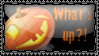 What's up? Halloween stamp by DeviantSith