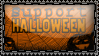 Support Halloween stamp by DeviantSith