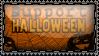 Support Halloween stamp by DeviantSith