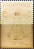 Leonardo stamp by DeviantSith