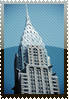 Chrysler Building stamp by DeviantSith