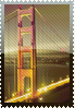 Golden Gates stamp by DeviantSith