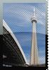 CN tower stamp by DeviantSith