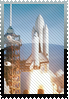 US Shuttle stamp by DeviantSith