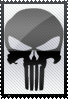 Punisher stamp