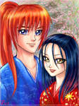 Kenji and Shiori