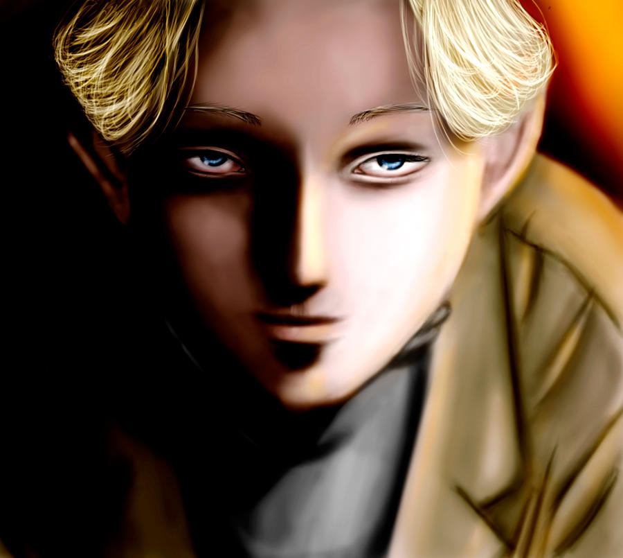 Johan Liebert By Illiria-shiz On DeviantArt