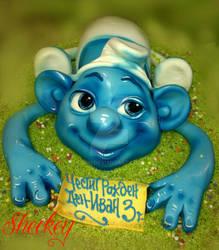 Smurf by 6eki