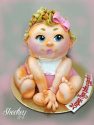 Baby Girl by 6eki