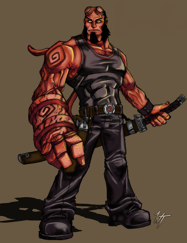 hellboy - photo #47