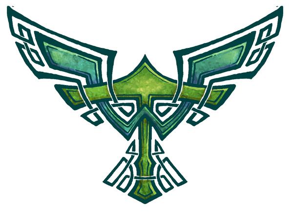 Celtic Signature Tattoo by WesTalbott