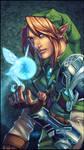 LoZ Series: Link by WesTalbott