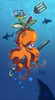 Aqua Force by WesTalbott