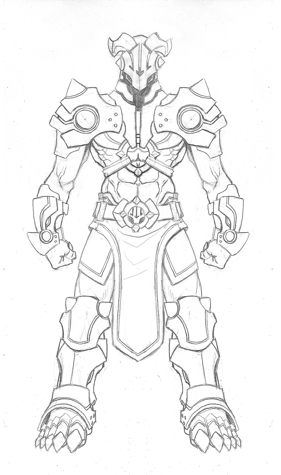 PartItion-Demon Knight by WesTalbott on DeviantArt