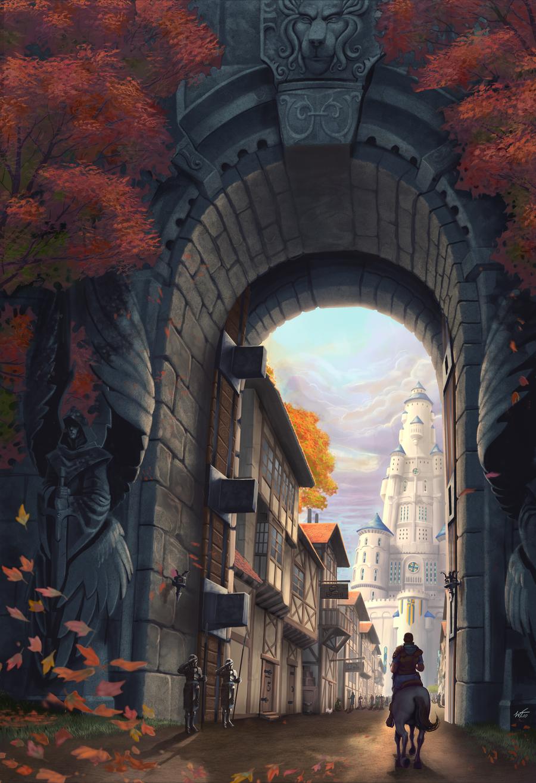 Welcome Home by WesTalbott