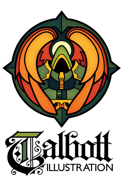 Angel of Death Logo by WesTalbott