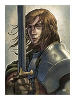 Sir Bercilak by WesTalbott