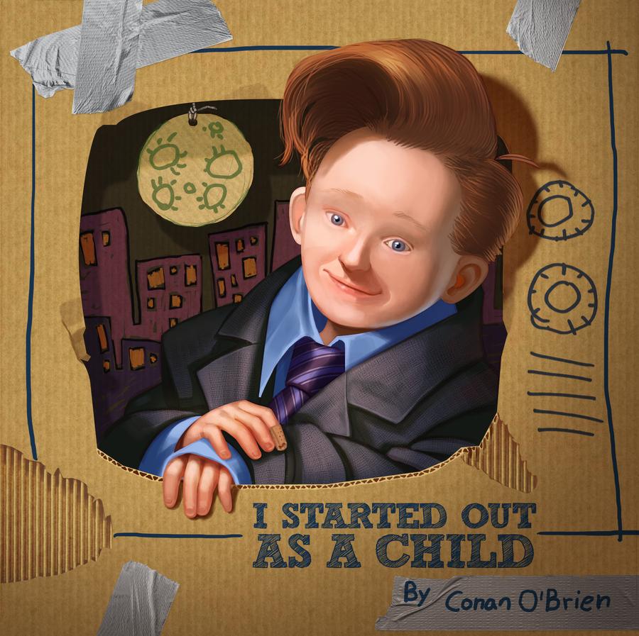 Kid Conan by WesTalbott