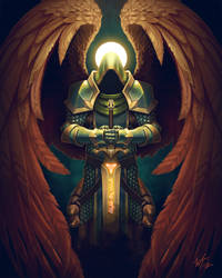 Messenger of Destruction by WesTalbott