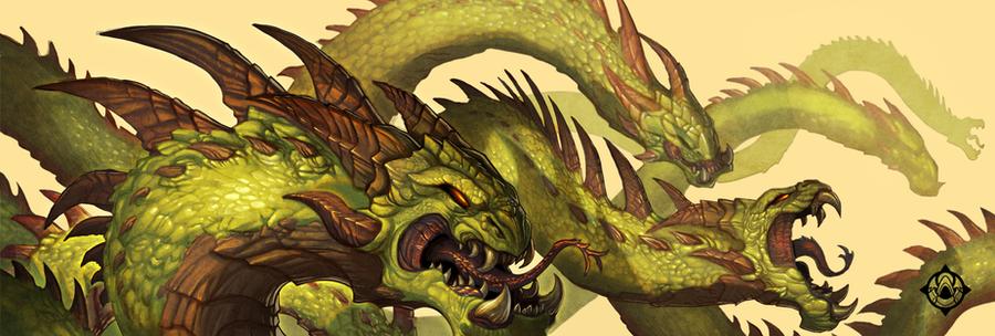 Hydra by WesTalbott