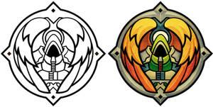 Messenger Emblem by WesTalbott