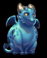 ISC Mascot by WesTalbott