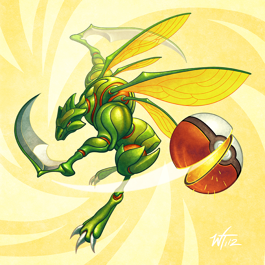 scyther 2 pokemon - photo #33