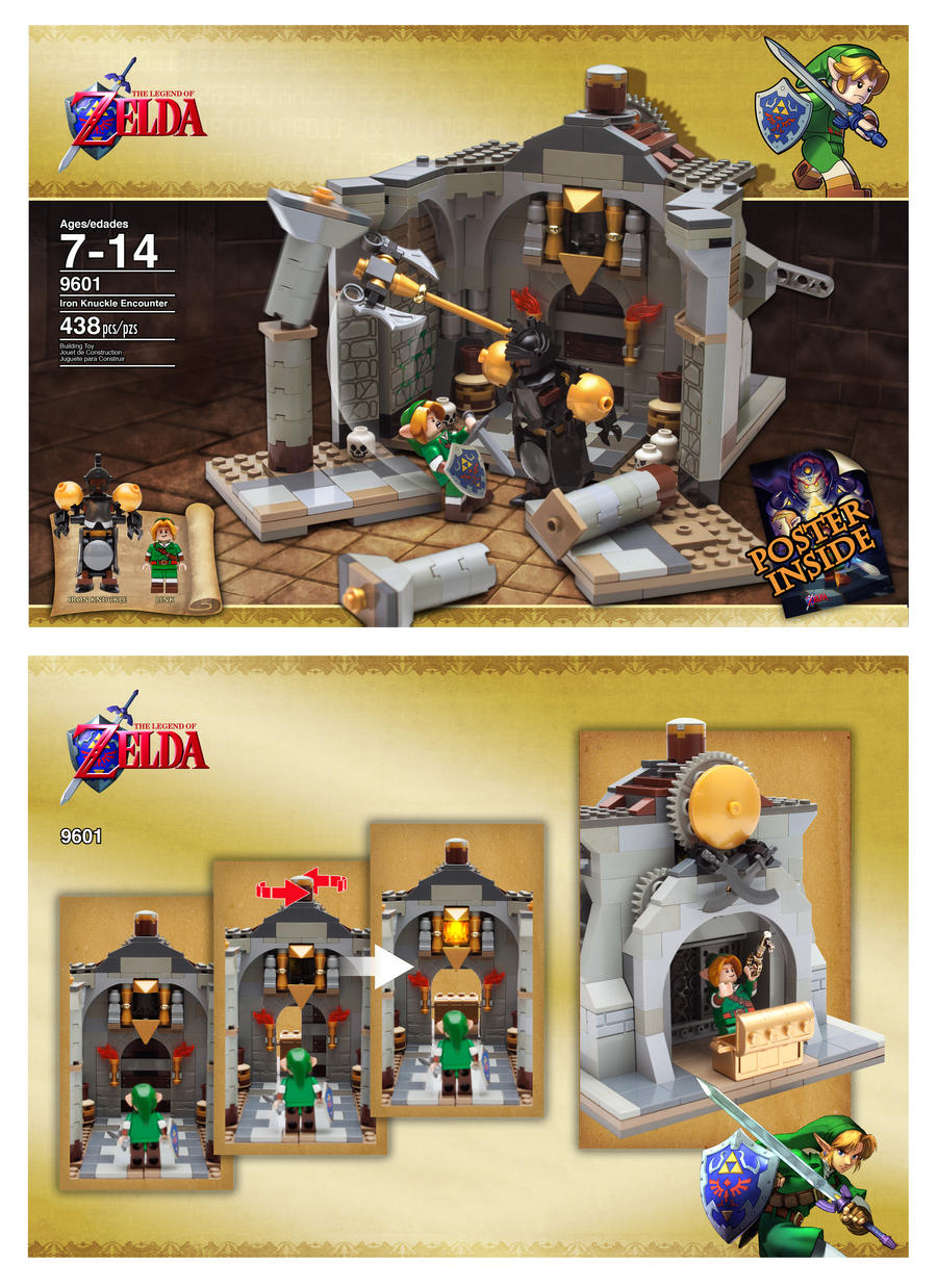 LEGO: Iron Knuckle Encounter by WesTalbott