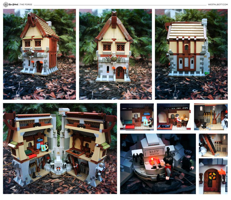 LEGO: The Forge by WesTalbott