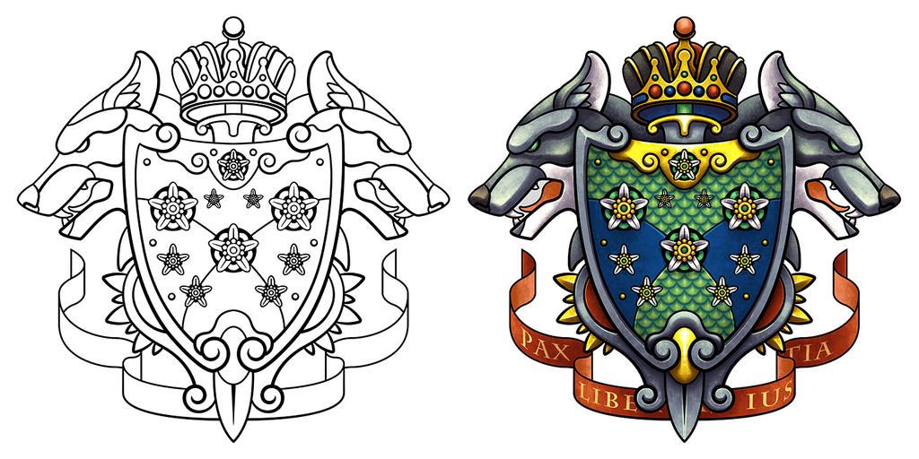 Coldlands Emblem by WesTalbott