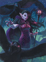 The Raven Witch by WesTalbott