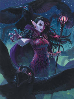 The Raven Witch