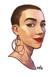 Lillie Portrait 2018