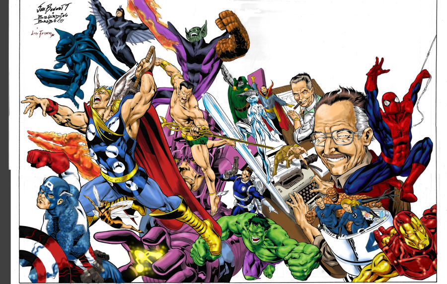 Jack Kirby: The comic book artist finally gets the recognition he deserves