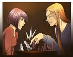 Checkmate: Orube and Cedric