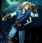 Link - Water Temple