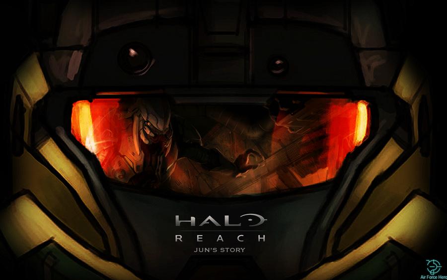 Halo: Reach- Jun's Story by JosephBiwald
