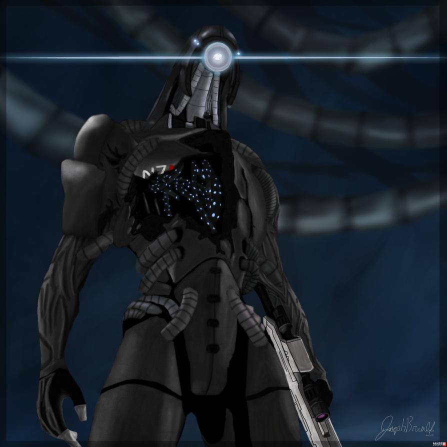 Mass Effect: Legion by JosephBiwald