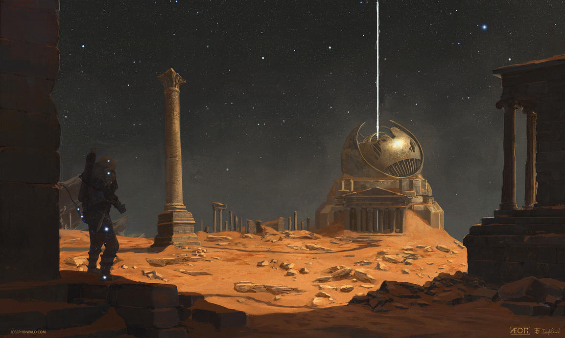AEON Level Concept by JosephBiwald