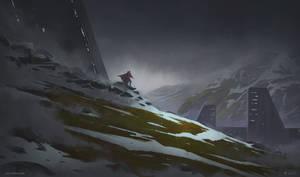 Outpost by JosephBiwald