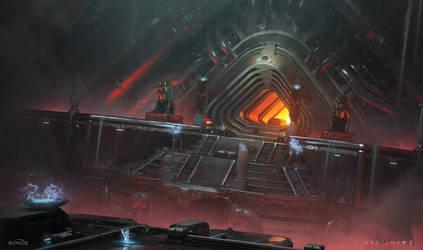 Destiny 2 - Season of Opulence Raid Entrance by JosephBiwald
