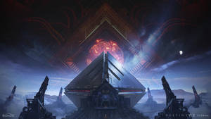 Destiny 2: Warmind Secondary Keyart