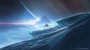 Destiny 2: Beyond Light Teaser Art